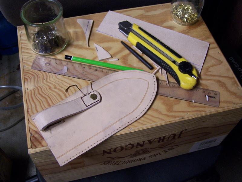 Fabrication d'un couteau avec des pièces de récup. - Page 2 100_1822