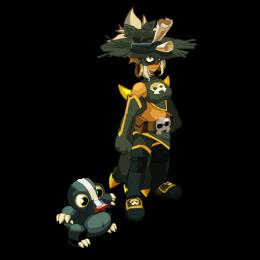 Team de 4 : panda/enu/eca/roublard : atour des familiers de Frigost! Skin_t40