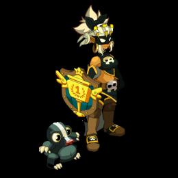 Team de 4 : panda/enu/eca/roublard : atour des familiers de Frigost! Skin_t41