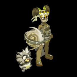 Team de 4 : panda/enu/eca/roublard : atour des familiers de Frigost! Skin_t43