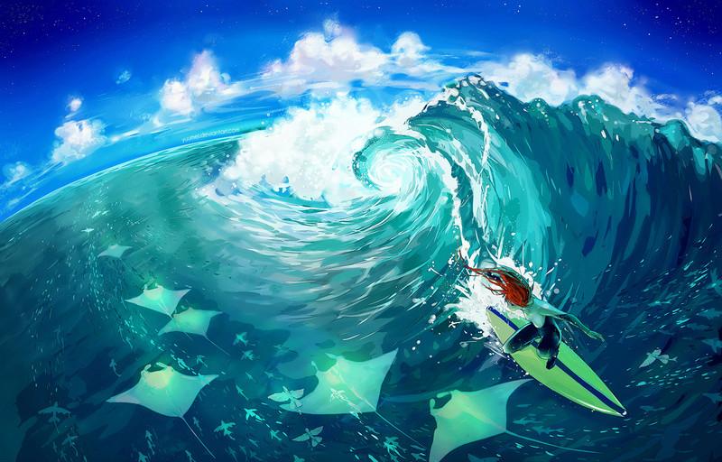 Partagez vos fonds d'écran Surf_b10