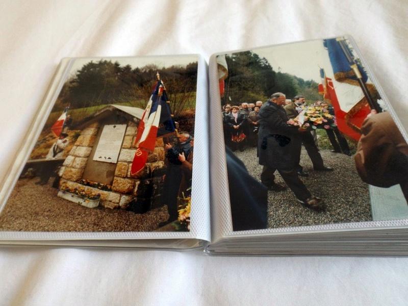 Monument des Glières - photos cérémonies 50è Anniversaire Dscf4216