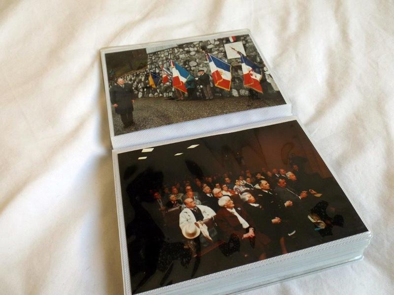 Monument des Glières - photos cérémonies 50è Anniversaire Dscf4217