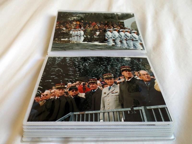 Monument des Glières - photos cérémonies 50è Anniversaire Dscf4310