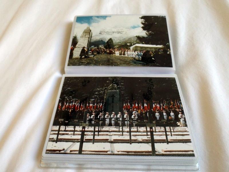Monument des Glières - photos cérémonies 50è Anniversaire Dscf4311