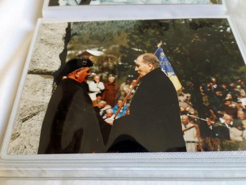 Monument des Glières - photos cérémonies 50è Anniversaire Dscf4312