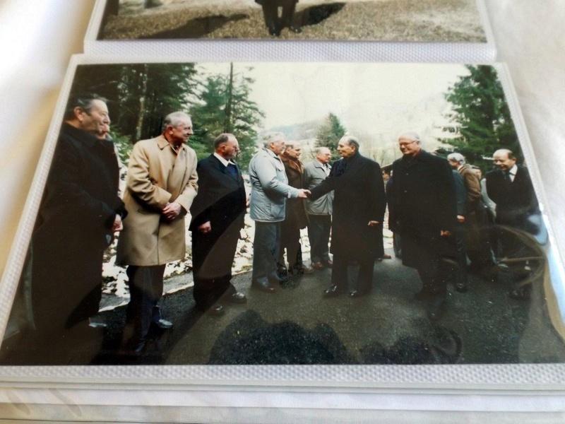 Monument des Glières - photos cérémonies 50è Anniversaire Dscf4313