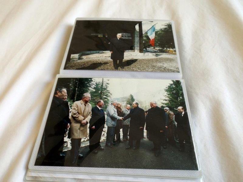 Monument des Glières - photos cérémonies 50è Anniversaire Dscf4314