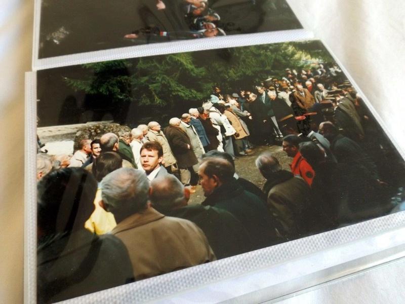 Monument des Glières - photos cérémonies 50è Anniversaire Dscf4318