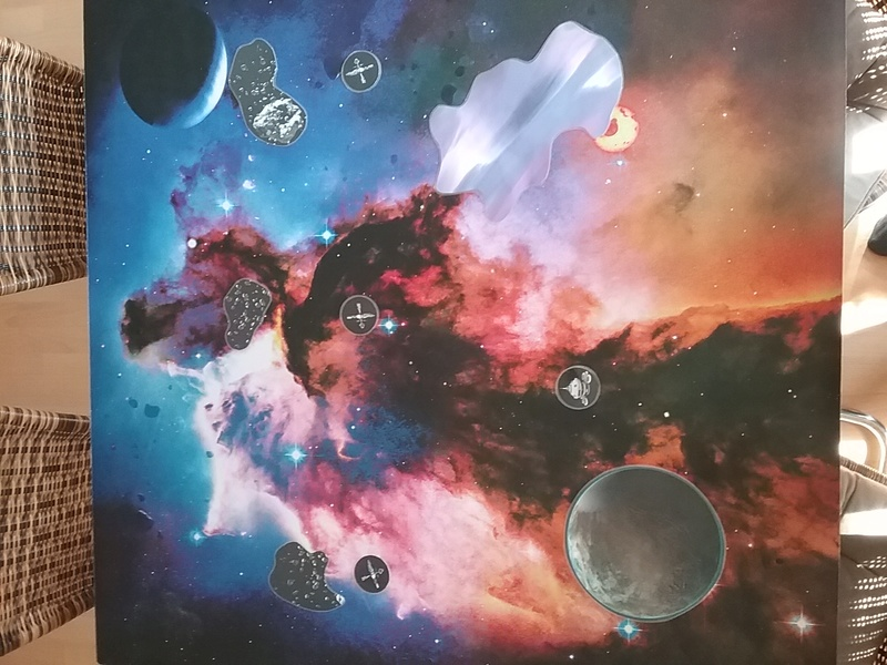 Neutrale Zone - Kampfzone Sternenbasis 23 20170410