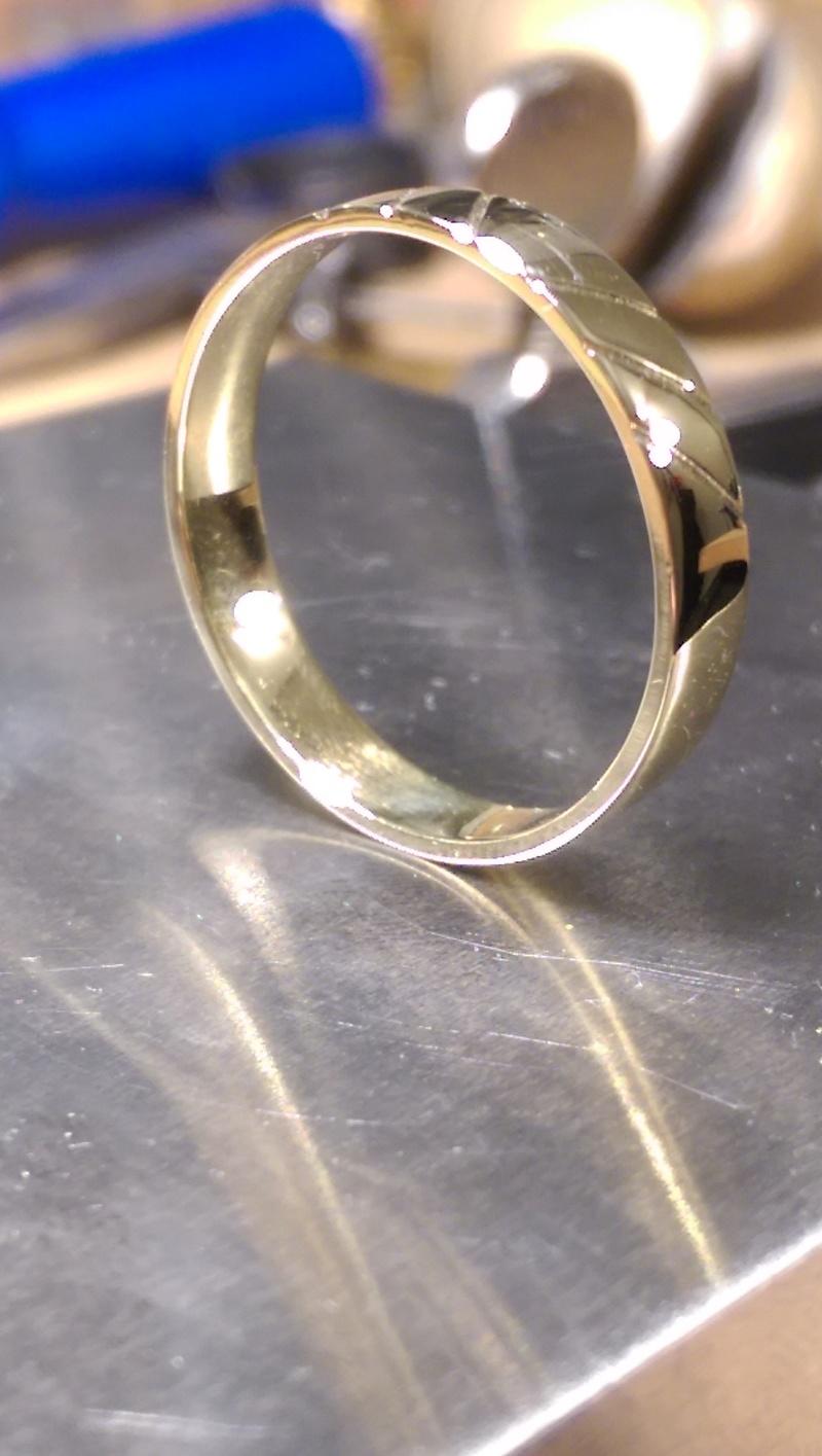 Premier anneau sans soudure 410