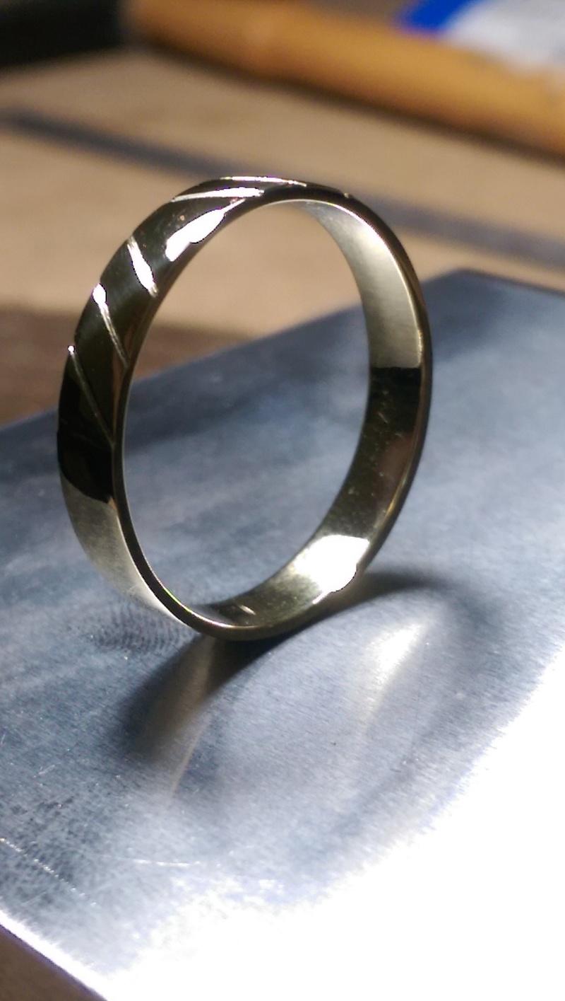 Premier anneau sans soudure 510