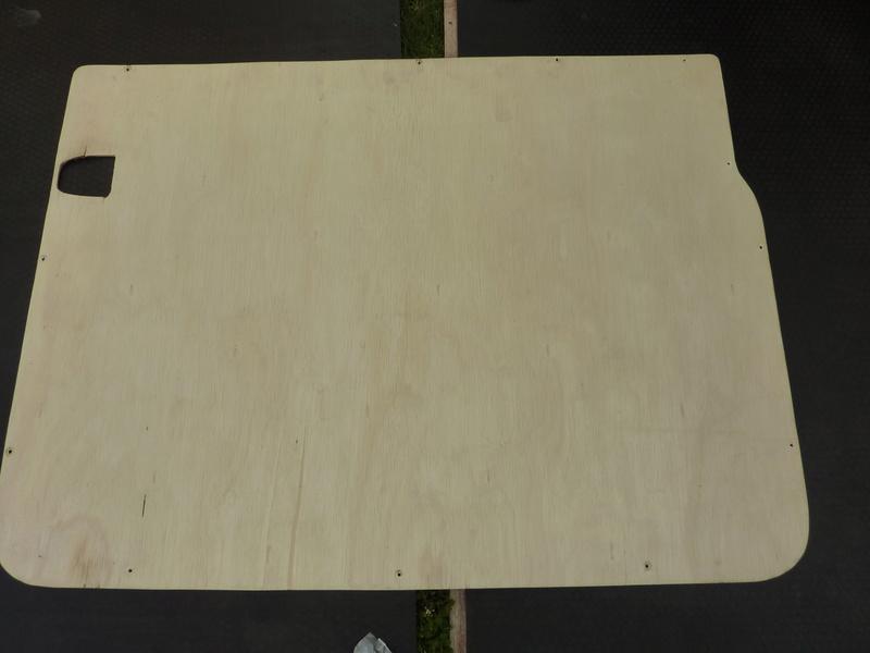 plancher  (VENDU)et porte latérale P1160410