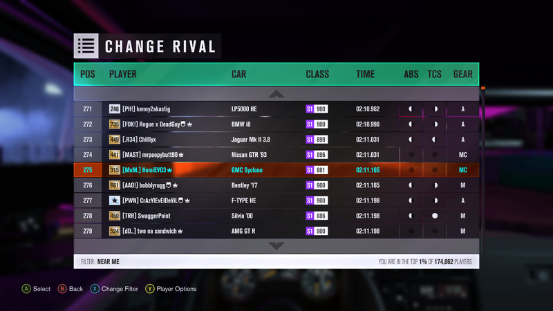 (FH3) StreetRace Silver Sands Speedway ~~Open 19234f10
