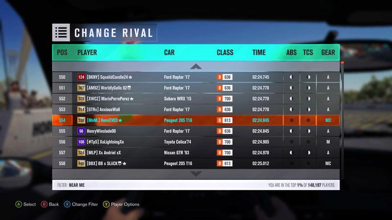 (FH3) Stock Car Challenge #3 7348d910