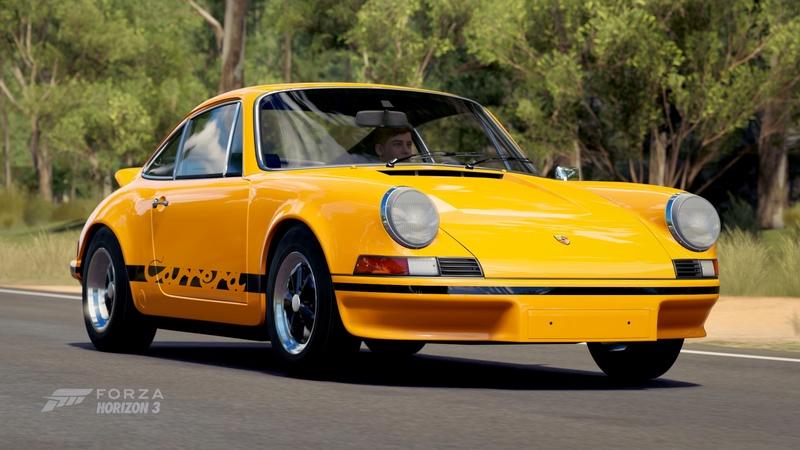 1973 Porsche 911 Carerra RS // $45,000 OBO Getpho29