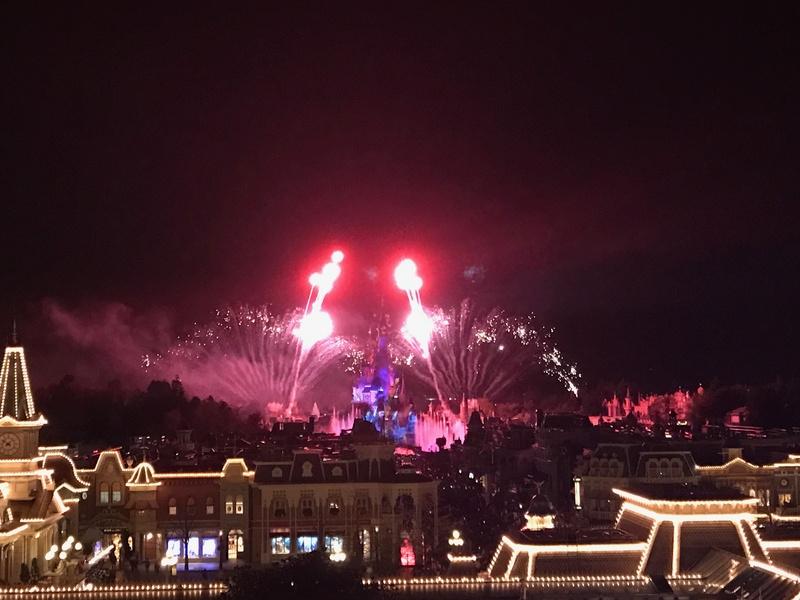 TR (Page 5) - 25 ans de Disneyland Paris au Castle Club - 11,12,13 Avril 2017  - Page 8 Img_0911