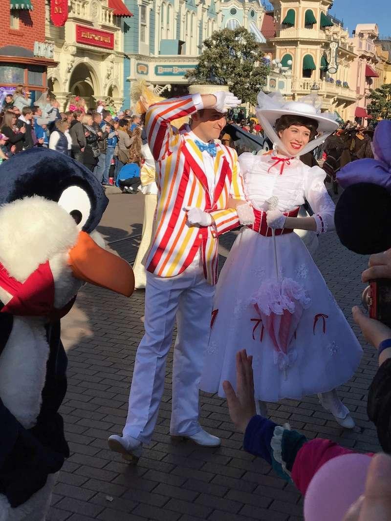TR (Page 5) - 25 ans de Disneyland Paris au Castle Club - 11,12,13 Avril 2017  - Page 9 Img_0915