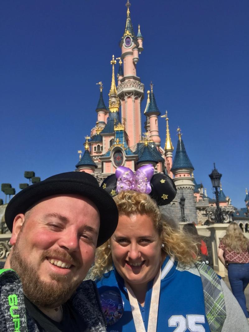 TR (Page 5) - 25 ans de Disneyland Paris au Castle Club - 11,12,13 Avril 2017  - Page 9 Img_0931
