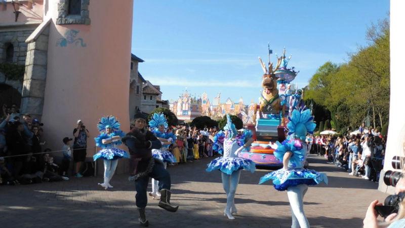 TR (Page 5) - 25 ans de Disneyland Paris au Castle Club - 11,12,13 Avril 2017  - Page 8 Img_1023