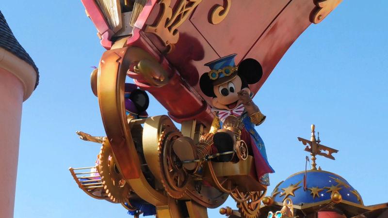 TR (Page 5) - 25 ans de Disneyland Paris au Castle Club - 11,12,13 Avril 2017  - Page 8 Img_1025