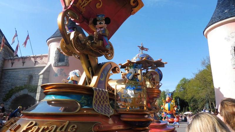 TR (Page 5) - 25 ans de Disneyland Paris au Castle Club - 11,12,13 Avril 2017  - Page 8 Img_1026