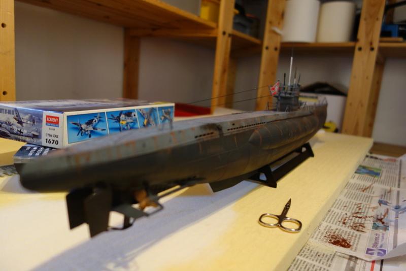 """le U-96, héro du film """"Das Boot"""" - Page 3 Dsc03115"""