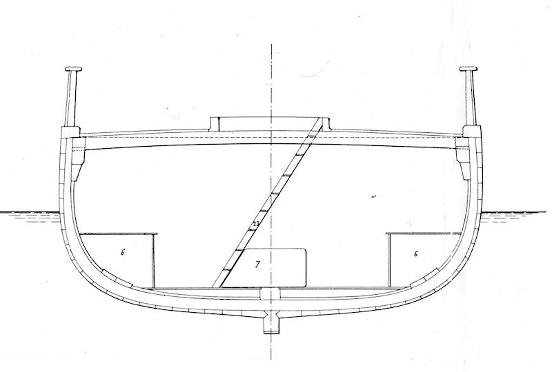 Chaloupe canonnière 1858 - 1:75 Img05710