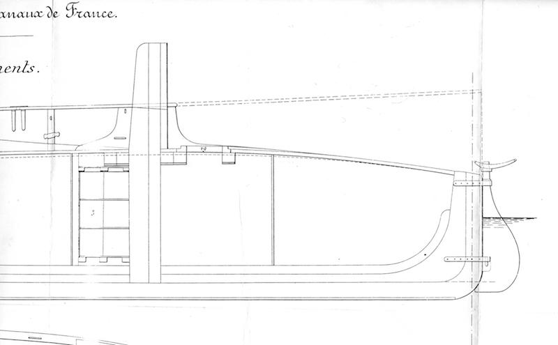 Chaloupe canonnière 1858 - 1:75 Img05810