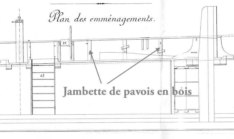 Chaloupe canonnière 1858 - 1:75 Img05910