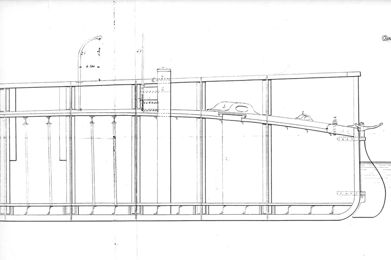 Chaloupe canonnière 1858 - 1:75 Img06110