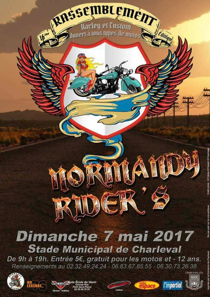 Normandy Rider s 15965110