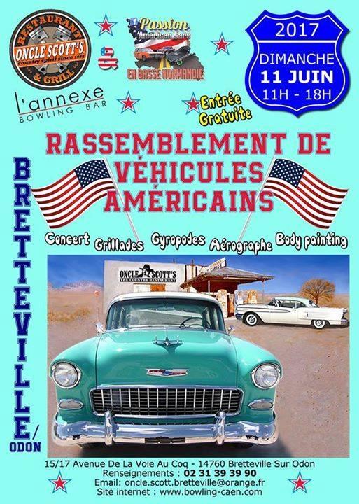 RASSEMBLEMENT DE VEHICULES AMERICAINS 17190710