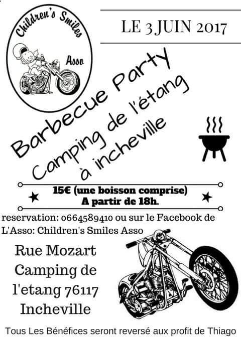 Barbecue Party camping de l etang  a Incheville Fb_img12