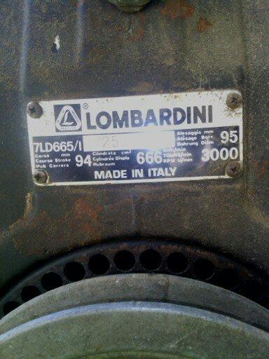 lombardini - lombardini diesel 14927010