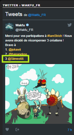 Concours #IamStrich Gegagn10