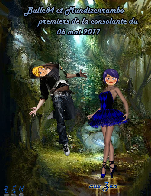 bulle84 et mundizenrambo 1ers consolante du 6 mai Rambo11