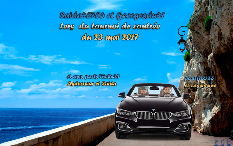 Saida46766 et Georgesdu41 1ers du tournoi de contrée du 23 mai  Saida_11