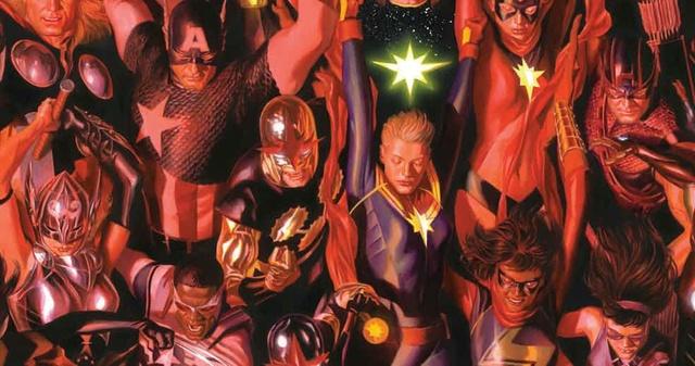 """Un premier synopsis pour """"Generations"""" dévoilé par Marvel Alex-r10"""