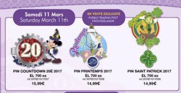 Le Pin Trading à Disneyland Paris - Page 2 14510