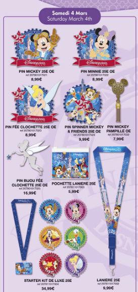 Le Pin Trading à Disneyland Paris - Page 2 896510