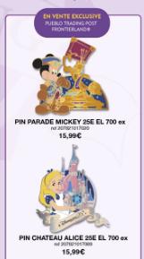 Le Pin Trading à Disneyland Paris - Page 4 963210