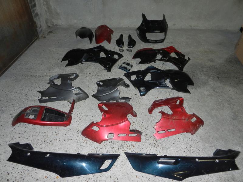 Lot pieces GTS, tout pour 100€ Dscn9126