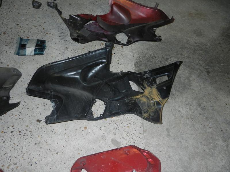 Lot pieces GTS, tout pour 100€ Dscn9137