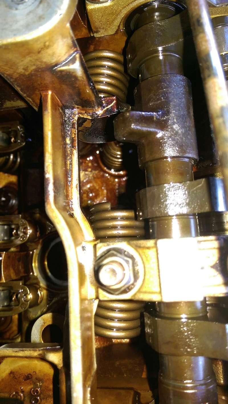 [ BMW E46 318 CI N42 an 2002 ] comment caler distribution moteur N42 - Page 2 Imag0710