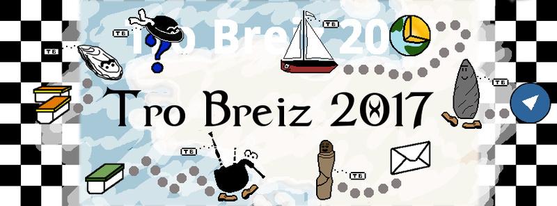 Tro Breizh Géocaching : les éléments de la course Tro-br25