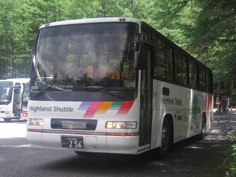 [2013年の夏][新島々駅/上高地/乗鞍] アルピコ交通 Img_5310