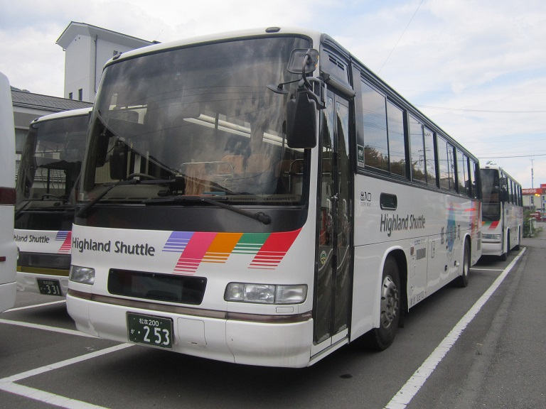 [2013年の夏][新島々駅/上高地/乗鞍] アルピコ交通 Img_6014