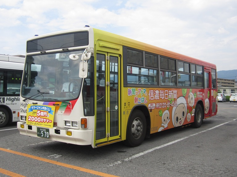[2013年の夏][松本市] アルピコ交通 Img_6213