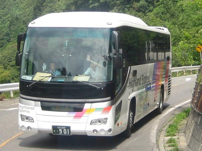 [2013年の夏][新島々駅/上高地/乗鞍] アルピコ交通 Img_8610
